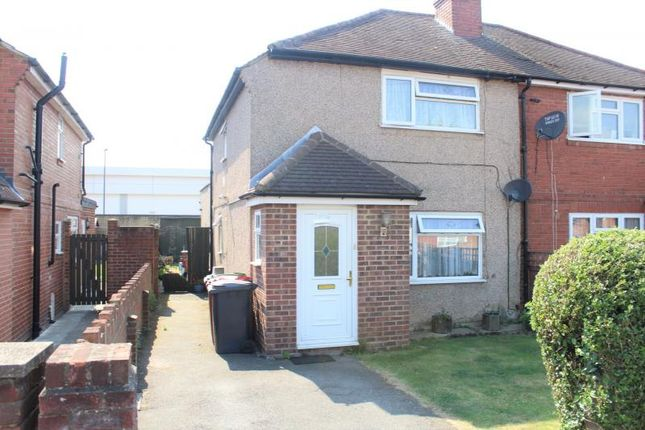 3 bed semi-detached house for sale in Salisbury Avenue, Slough