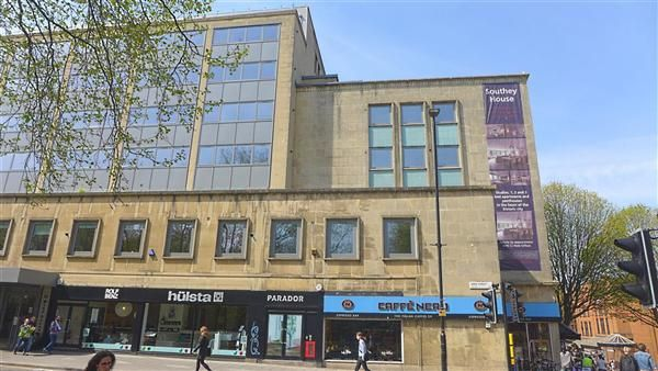 Thumbnail Flat to rent in Aylward House, City Centre, Bristol