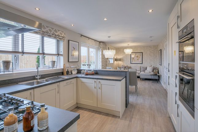 "5 bedroom detached house for sale in ""Melton"" at Whitehills Gardens, Cove, Aberdeen"