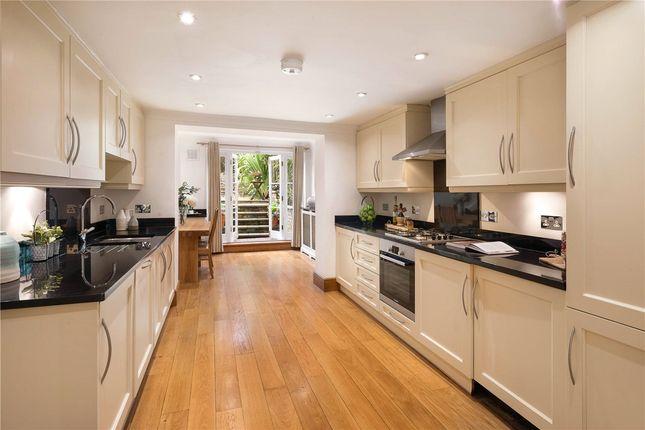 Kitchen of Victoria Grove, Kensington, London W8