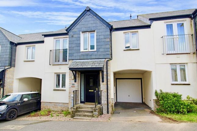 Thumbnail Terraced house for sale in Calver Close, Penryn