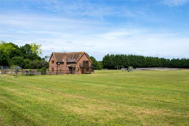 Thumbnail Detached house for sale in Ridgeway Farm, Downside, Chilton, Oxfordshire