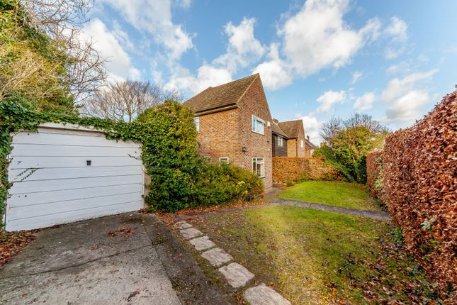 Garden of Litchfield Way, Onslow Village, Guildford GU2