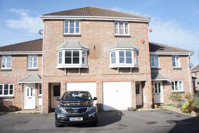 Thumbnail Town house to rent in Saffron Way, Knighton Heath, Bournemouth