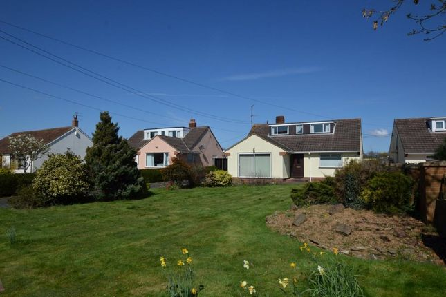 Thumbnail Detached bungalow for sale in Brittons Ash, Bathpool, Taunton, Somerset