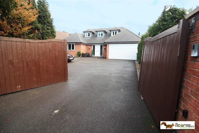 Thumbnail Bungalow for sale in Wood Lane, Streetly, Sutton Coldfield