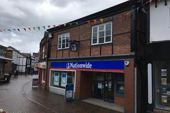 Thumbnail Retail premises to let in 54/56 High Street, Northwich