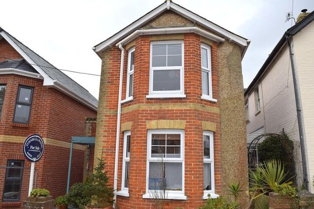 Thumbnail Detached house for sale in Latimer Road, St Helens, Isle Of Wight