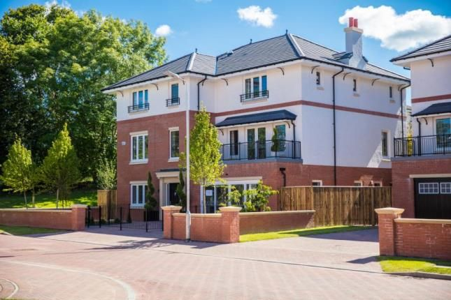 Thumbnail Property for sale in Shawhill Crescent, Newton Mearns, East Renfrewshire