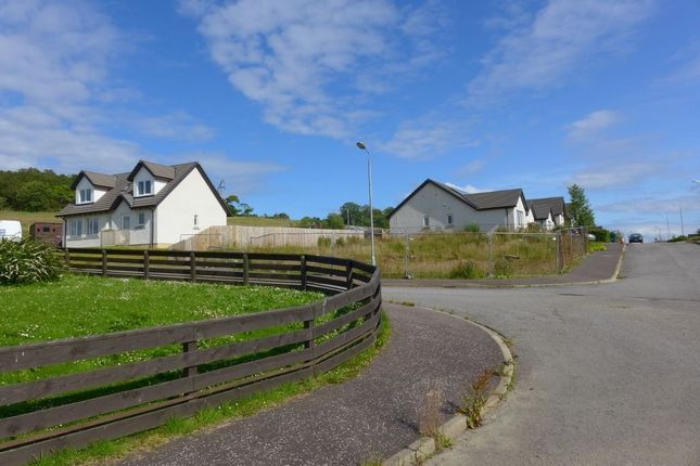 New Builds Fernoch Crescent, Lochgilphead PA31