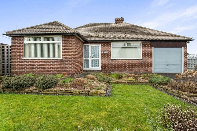 Thumbnail Bungalow for sale in Ashover Road, Old Tupton, Chesterfield