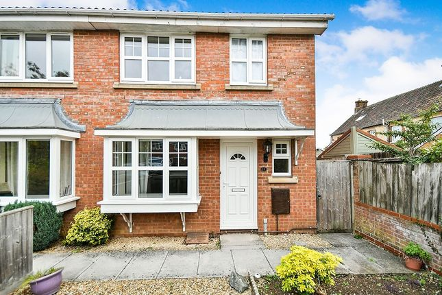 Thumbnail Terraced house to rent in Thomas Court London Road, Calne