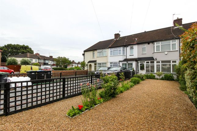 Thumbnail Terraced house for sale in Ian Square, Enfield