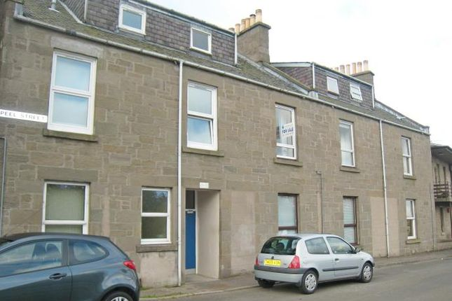 Thumbnail Flat to rent in Peel Street, Dundee
