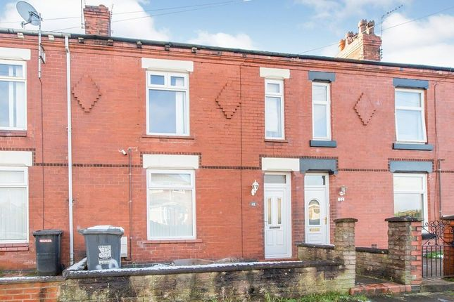 Thumbnail Terraced house to rent in Spring Gardens, Crewe