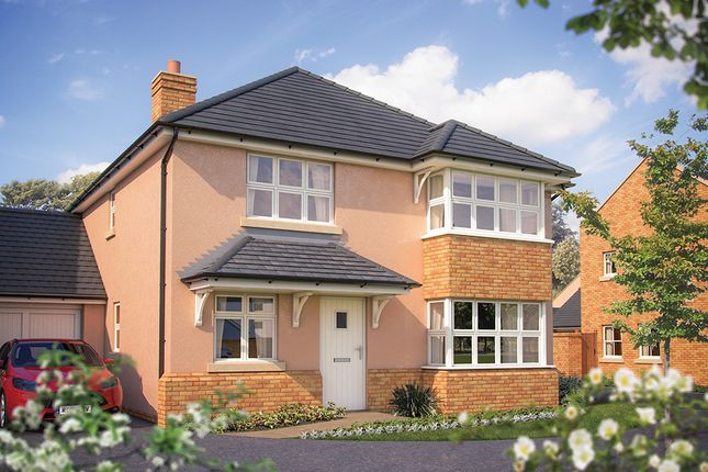 "Thumbnail Detached house for sale in ""The Canterbury"" at Oak Leaze, Patchway, Bristol"