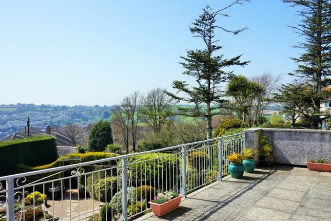 Thumbnail Detached bungalow for sale in School Hill, Mevagissey
