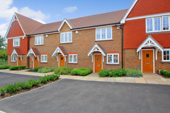 Thumbnail Terraced house to rent in Willow Place, Barns Green, Horsham