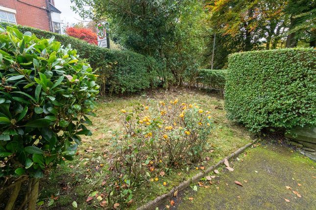 Garden of Belgrave Road, Darwen BB3