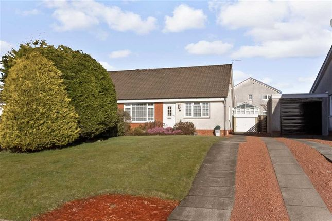 Thumbnail Bungalow for sale in Invergarry Grove, Deaconsbank, Glasgow