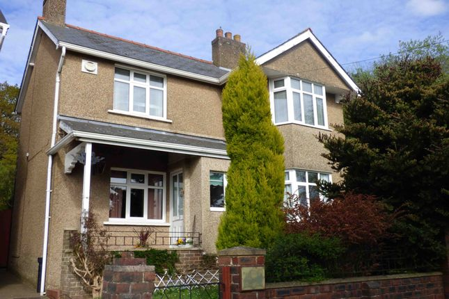 Thumbnail Detached house for sale in High Street, Off Springfield Drive, Cinderford