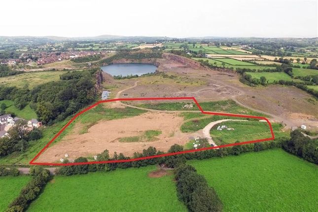 Thumbnail Land for sale in Ballycorr Road, Ballyclare