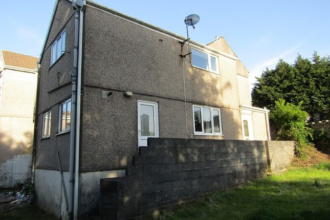 Thumbnail End terrace house for sale in Peniel Green Road, Llansamlet, Swansea, City And County Of Swansea.