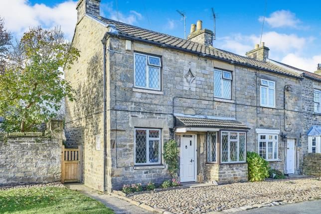 Thumbnail End terrace house for sale in Millgate, Gilling West, North Yorkshire