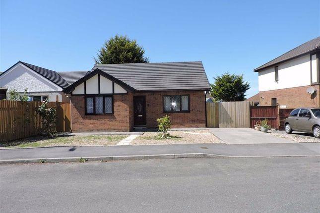 Thumbnail Detached bungalow for sale in Rhodfa Brynrhos, Glanamman, Ammanford