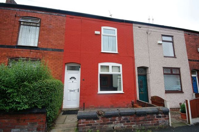 Thumbnail Terraced house to rent in Park Street, Swinton, Manchester