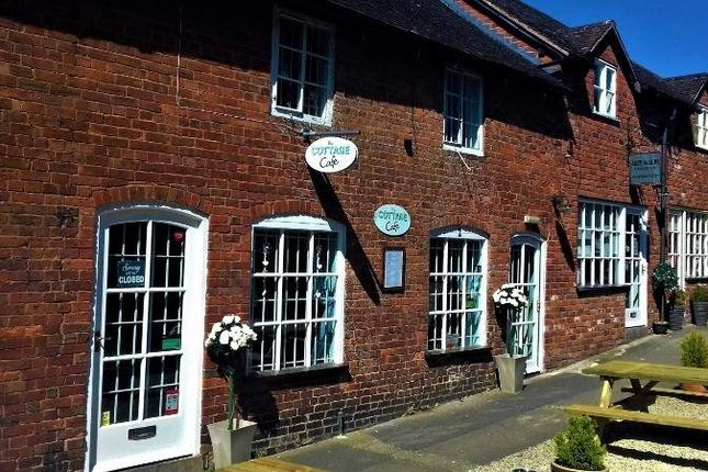 Thumbnail Restaurant/cafe for sale in 2 Attorneys Walk, Ludlow