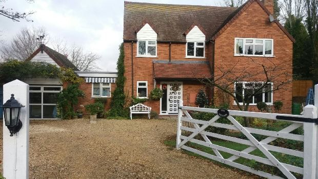 Thumbnail Detached house for sale in Little Green, Redmarley, Gloucester
