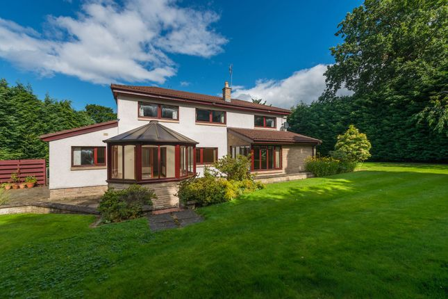 Thumbnail Detached house for sale in Barnton Avenue, Edinburgh