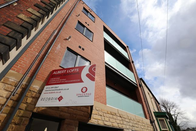 Thumbnail Flat for sale in Shirebrook Road, Sheffield