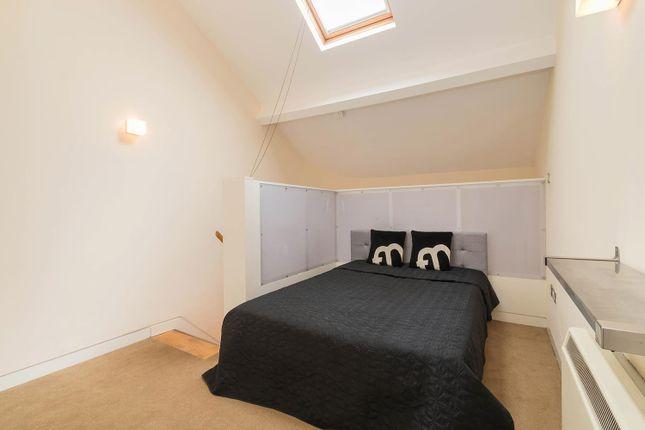 Sleeping Area of Cathedral Apartments, Barwick Street B3