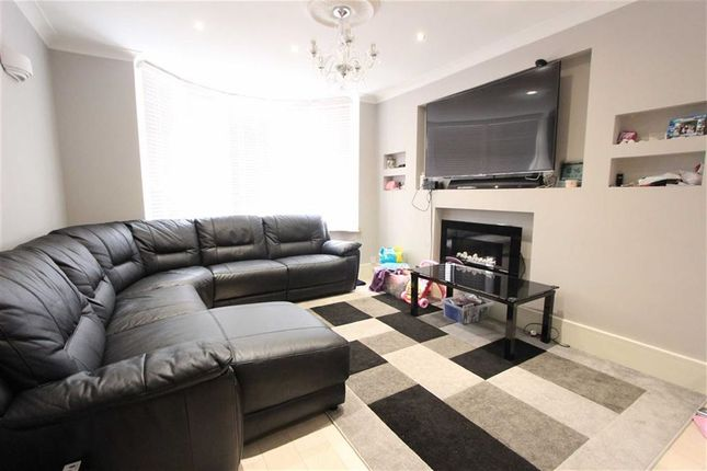 Thumbnail Terraced house to rent in Wilmington Gardens, Barking, Essex