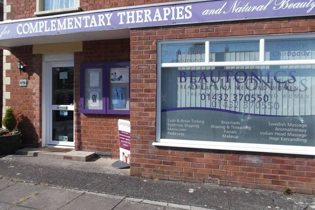 Thumbnail Retail premises for sale in 97B Old Eign Hill, Herefordshire