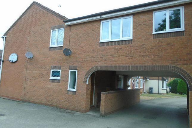 Thumbnail Flat for sale in Barkstone Drive, Herongate, Shrewsbury