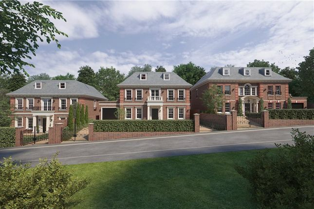 Thumbnail Detached house for sale in Greenwood Park, Coombe