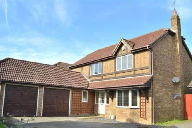 Thumbnail Detached house to rent in Mill Road, Dunton Green, Sevenoaks