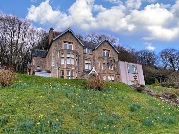 Thumbnail Flat for sale in Peak Hill Road, Sidmouth, Devon