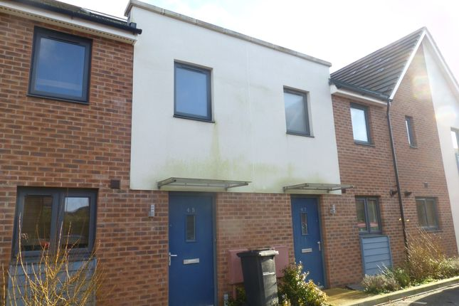 Thumbnail 2 bed terraced house to rent in St. Catherines Road, Maidstone
