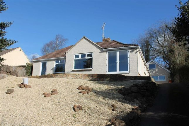 Thumbnail Detached bungalow for sale in Lower Common, Aylburton, Lydney
