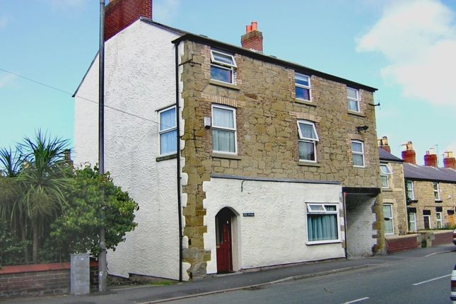 Thumbnail Detached house for sale in Main Road, Ffynnongroyw, Holywell, Clwyd