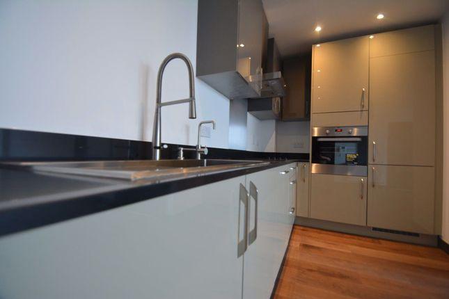 Thumbnail Flat to rent in Kitson House, Fletton Quays