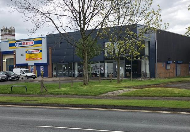 Thumbnail Light industrial to let in Gateway, Gateway, Crewe, Cheshire