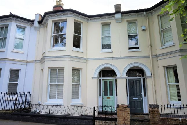 Thumbnail Terraced house for sale in Leicester Street, Leamington Spa