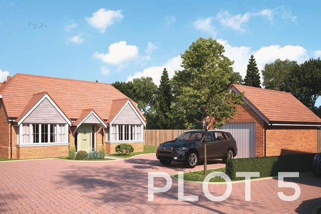 Thumbnail Detached bungalow for sale in West Chiltington Road, Pulborough