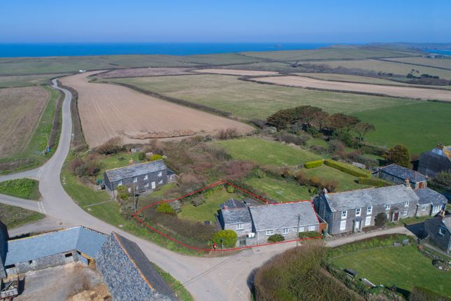 Thumbnail Detached house for sale in Crugmeer, Nr Padstow