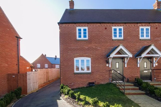 3 bed semi-detached house for sale in Riley Close, Brackley NN13